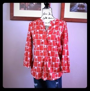 Banana Republic Button Blouse